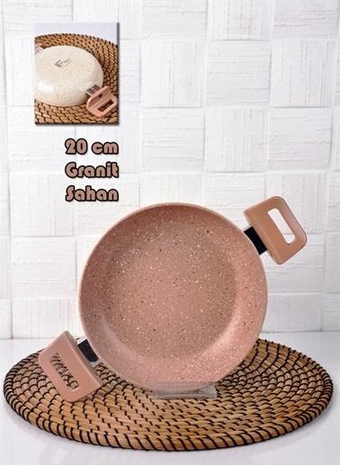 Bayev Granit 20 Cm Sahan (Pç/20S) Renkli